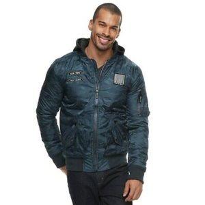 ✨$499 Retail✨ Bomber jacket